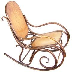 Rocking Chair Thonet Nr.10