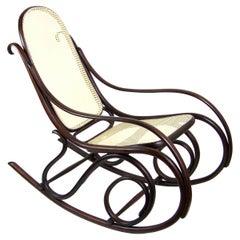 Rocking Chair Thonet Nr.14, Since 1885