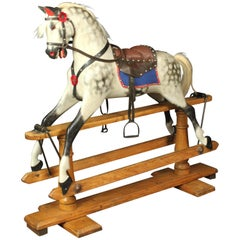 Rocking Horse by Lines