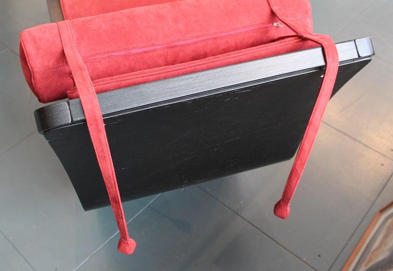 Rocking Lounge Chair model 'Rio' by Oscar Niemeyer For Sale 5