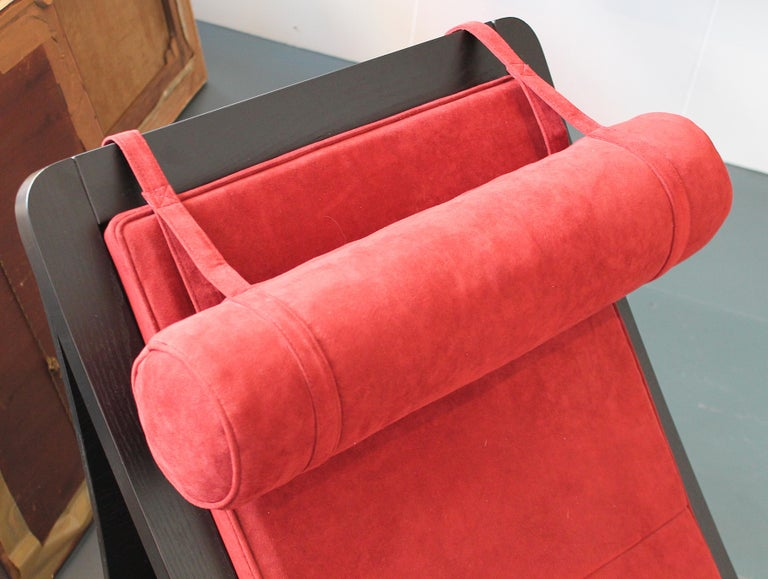 Rocking Lounge Chair model 'Rio' by Oscar Niemeyer For Sale 1