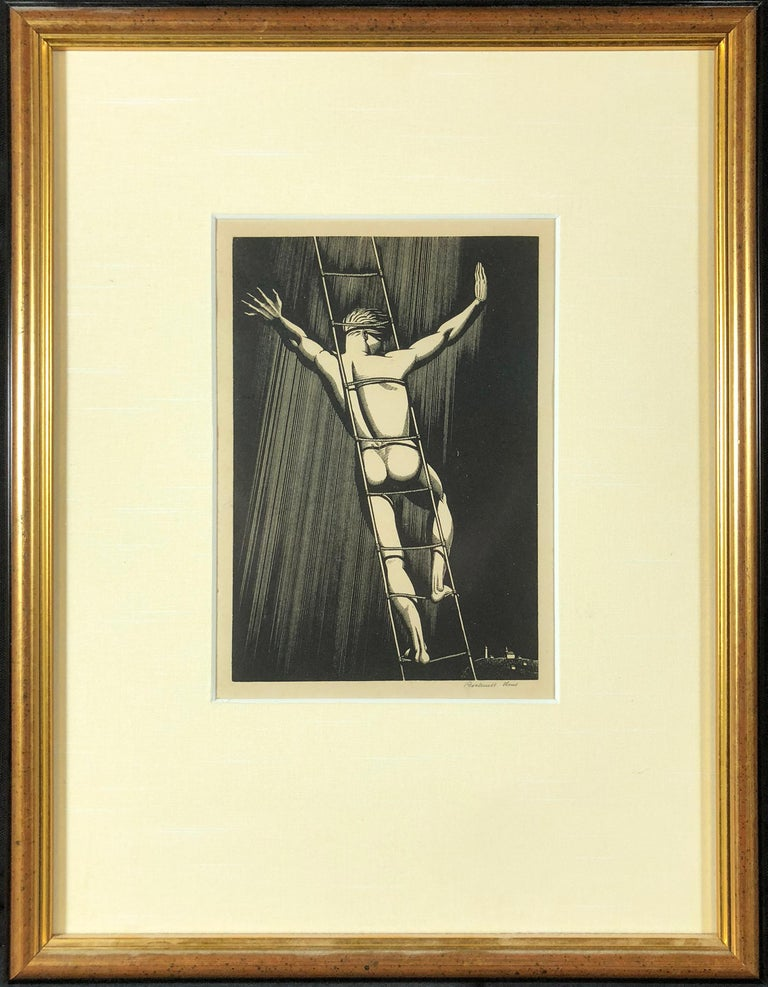 Hail and Farewell - Print by Rockwell Kent