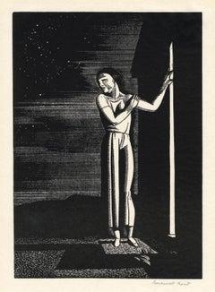 Starry Night — 1930s American Modernism