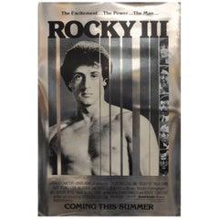 Rocky III '1982' Poster
