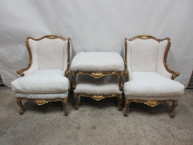 Rococo Bergers and Ottomans 1