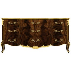 Rococo Case Pieces and Storage Cabinets