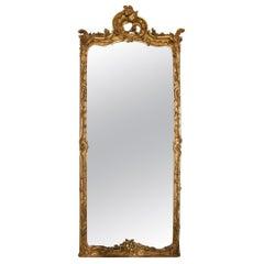 Rococo Mirror, Italy, 18th Century