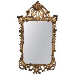 Rococo Revival Gilt Mirror