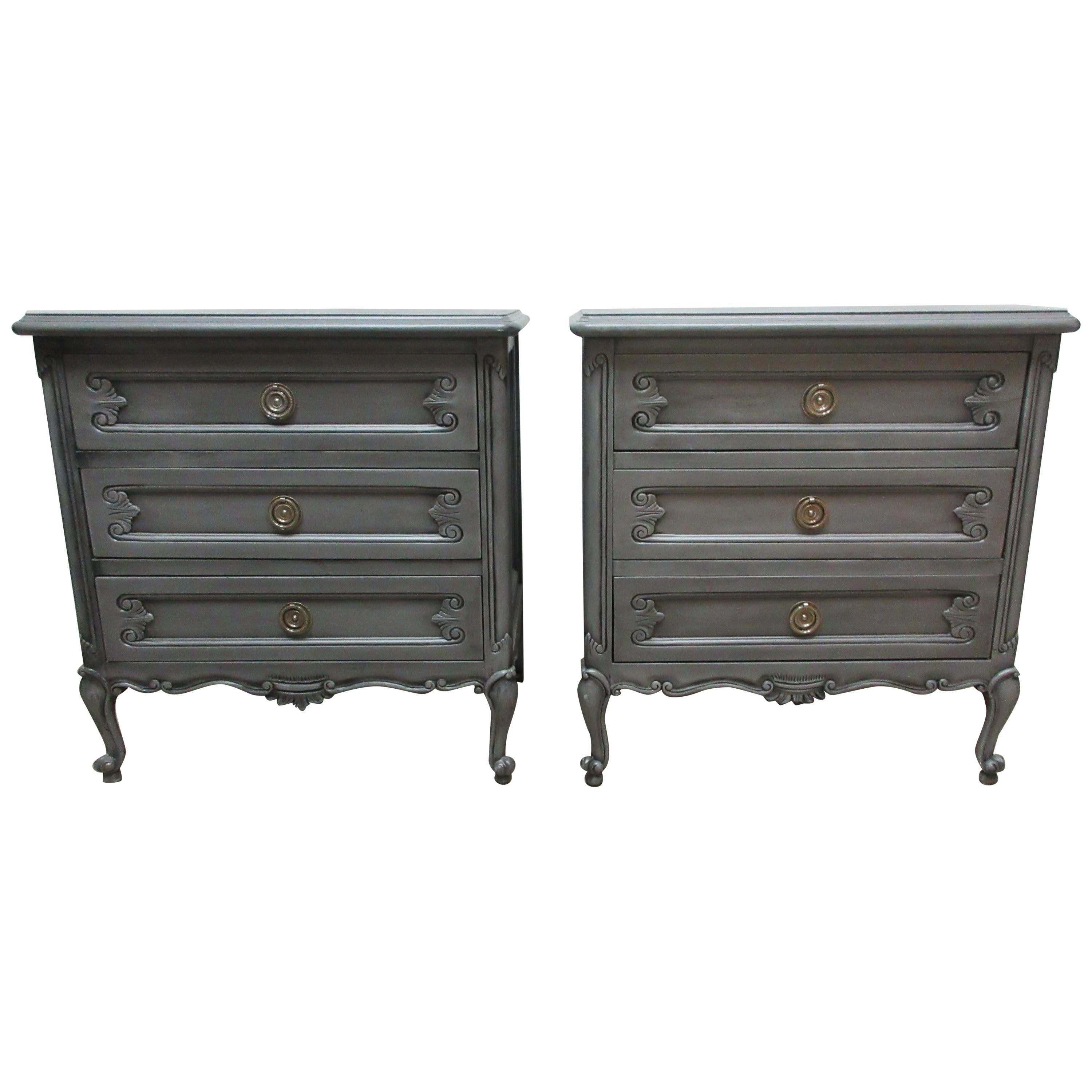 Rococo Style Chest of Drawers