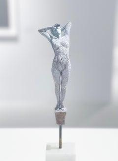 Lilliputian #20 by Rod Moorhead. Figurative sculpture.