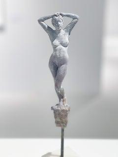 Lilliputian #3 by Rod Moorhead. Figurative sculpture.