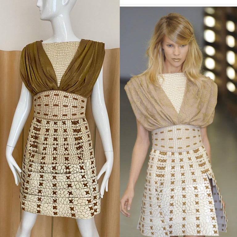 RODARTE 2011 Runway Dress For Sale 6