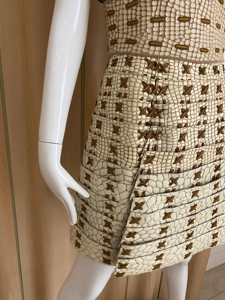 RODARTE 2011 Runway Dress In New Condition For Sale In Beverly Hills, CA