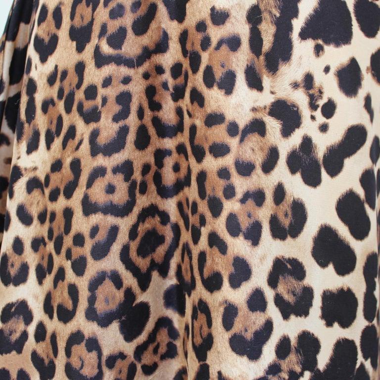Black Rodarte Animalier Dress IT 40 For Sale