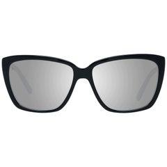Rodenstock Mint Women Black Sunglasses R3301-C-5614-135-V918-E49 56-14-132 mm