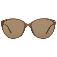 Rodenstock Mint Women Brown Sunglasses R7412 B 57 57-16-141 mm