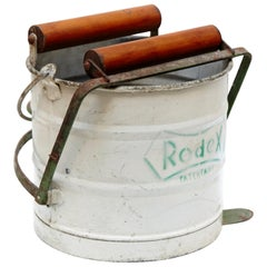 Rodex Mop Bucket Frist Patent by Manuel Jalon Corominas