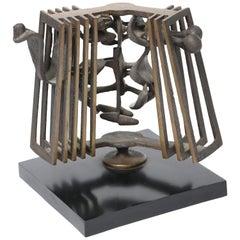 Rodger Mack Bronze Sculpture