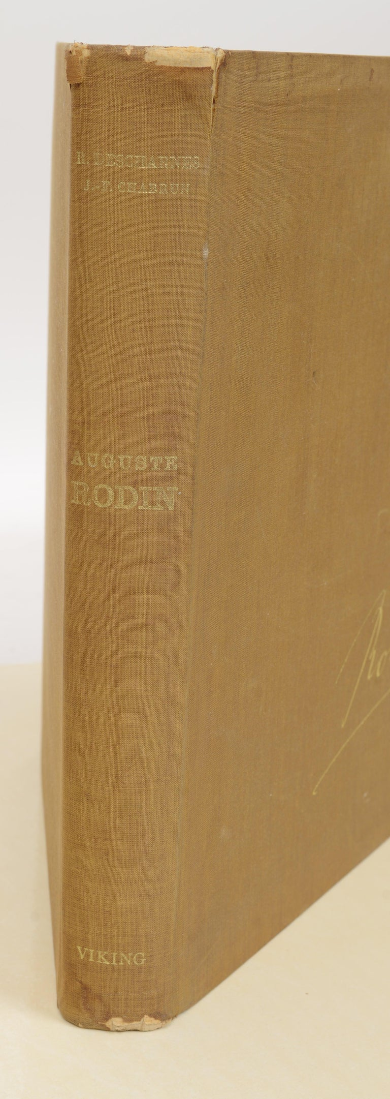 Rodin by Robert Descharnes and Jean-François Chabrun, First Edition For Sale 5