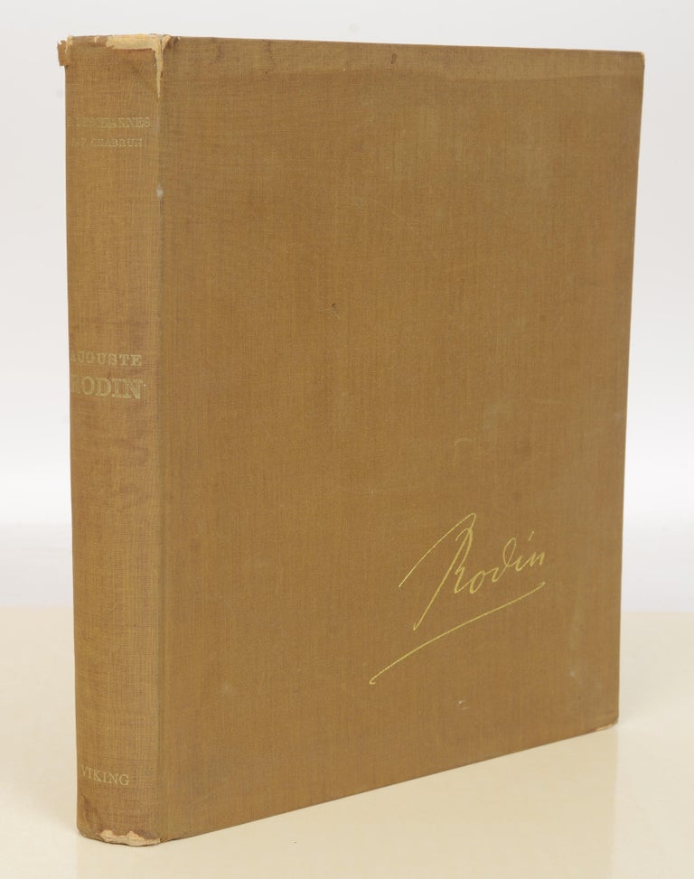 Rodin by Robert Descharnes and Jean-François Chabrun, First Edition For Sale 6