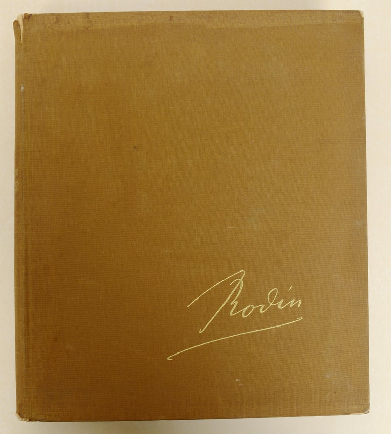 Rodin by Robert Descharnes and Jean-François Chabrun, First Edition For Sale 7