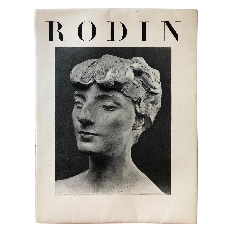 Rodin Editions Jean Marguerat, Edouard Herriot, 1949