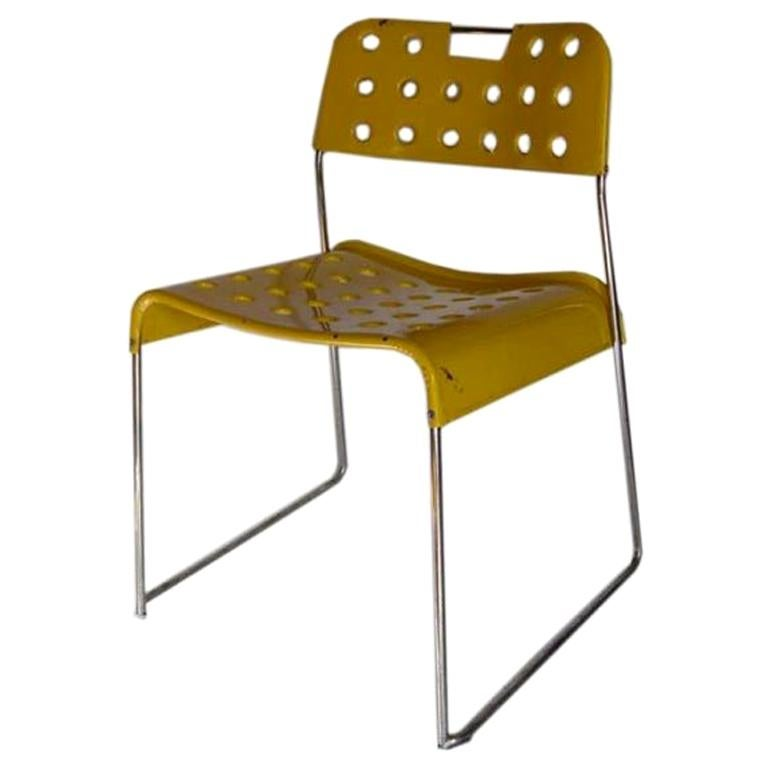 "Rodney Kinsman ""Omkstak"" Chairs"
