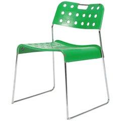 """Rodney Kinsman """"Omstak"""" Chair Bieffeplast, 1970s"""