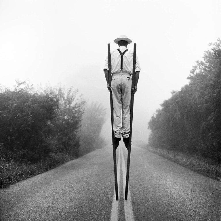 Don on Stilts No 3, Monktown, MD