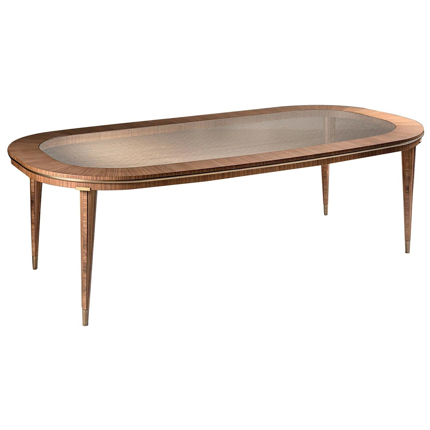 Rodolfo Dining Table by Simone Ciarmoli and Miguel Queda