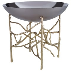 Rodwell Bowl in Silver and Gold by Curatedkravet