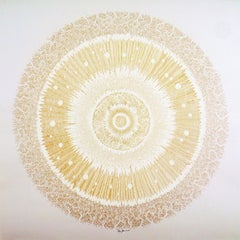 Mandala Variations - Gold 3