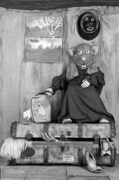 Packed – Roger Ballen, Roger The Rat, Black and White, Animal, Photography, Art