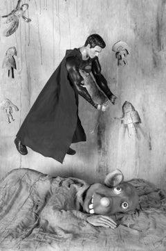 Rat Dream – Roger Ballen, Roger The Rat, Black and White, Animal, Photography