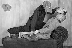 Revealed – Roger Ballen, Roger The Rat, Black and White, Animal, Photography