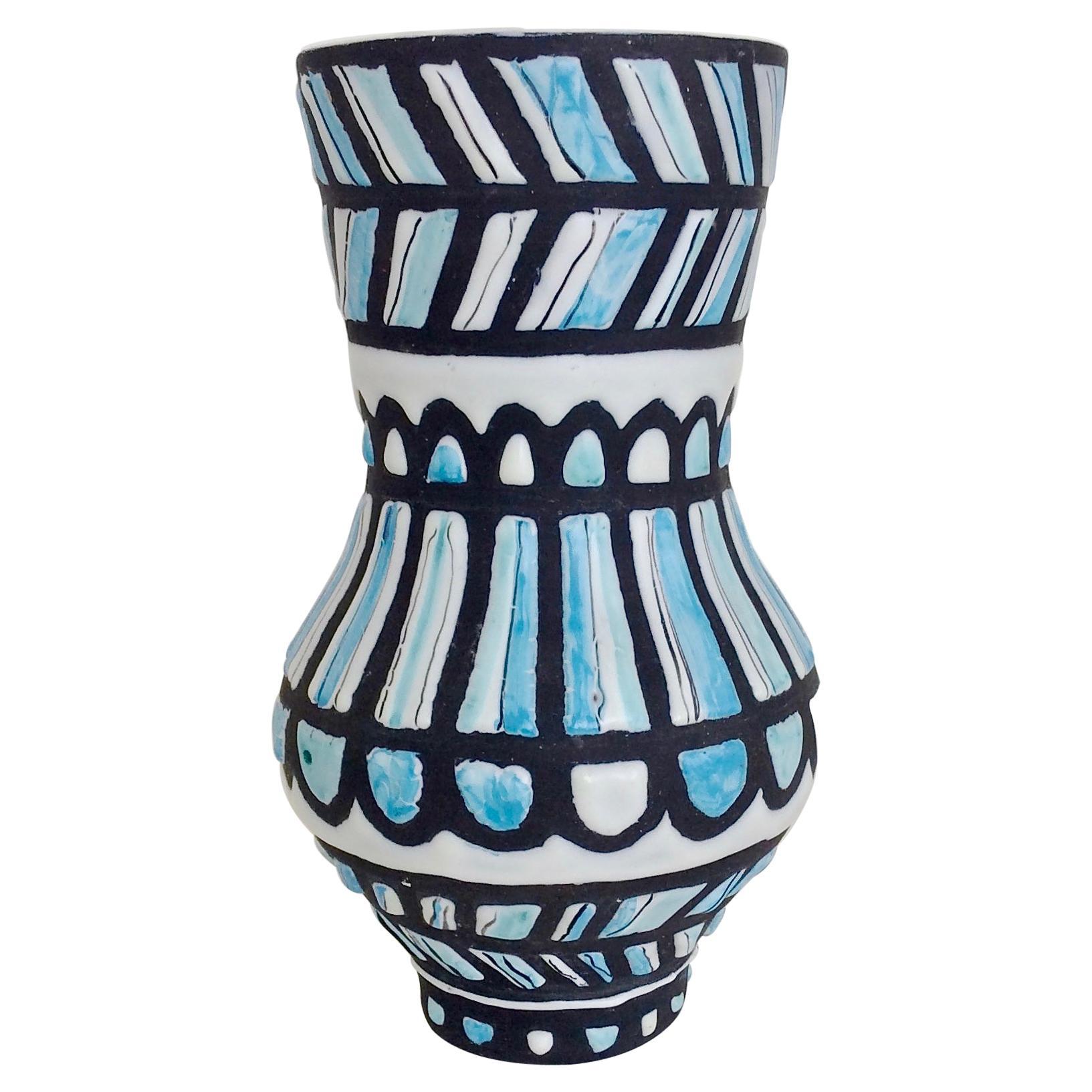 Roger Capron Balustre Vase, circa 1958, France