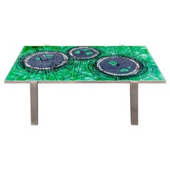 Ceramic Coffee Table Design Juliette Belarti 1960
