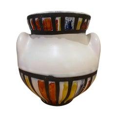 Roger Capron Ceramic Vase, 1956