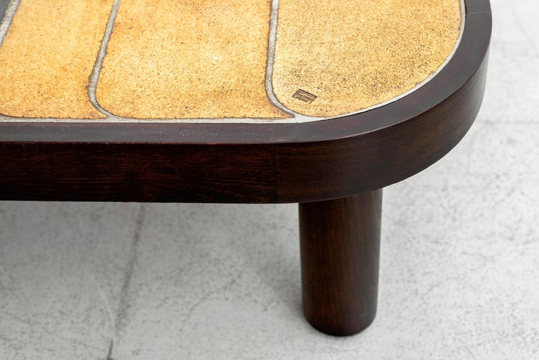 Roger Capron Coffee Table For Sale 1