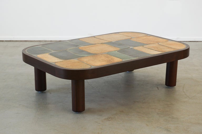 Roger Capron Coffee Table For Sale 3