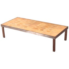 Roger Capron Coffee Table