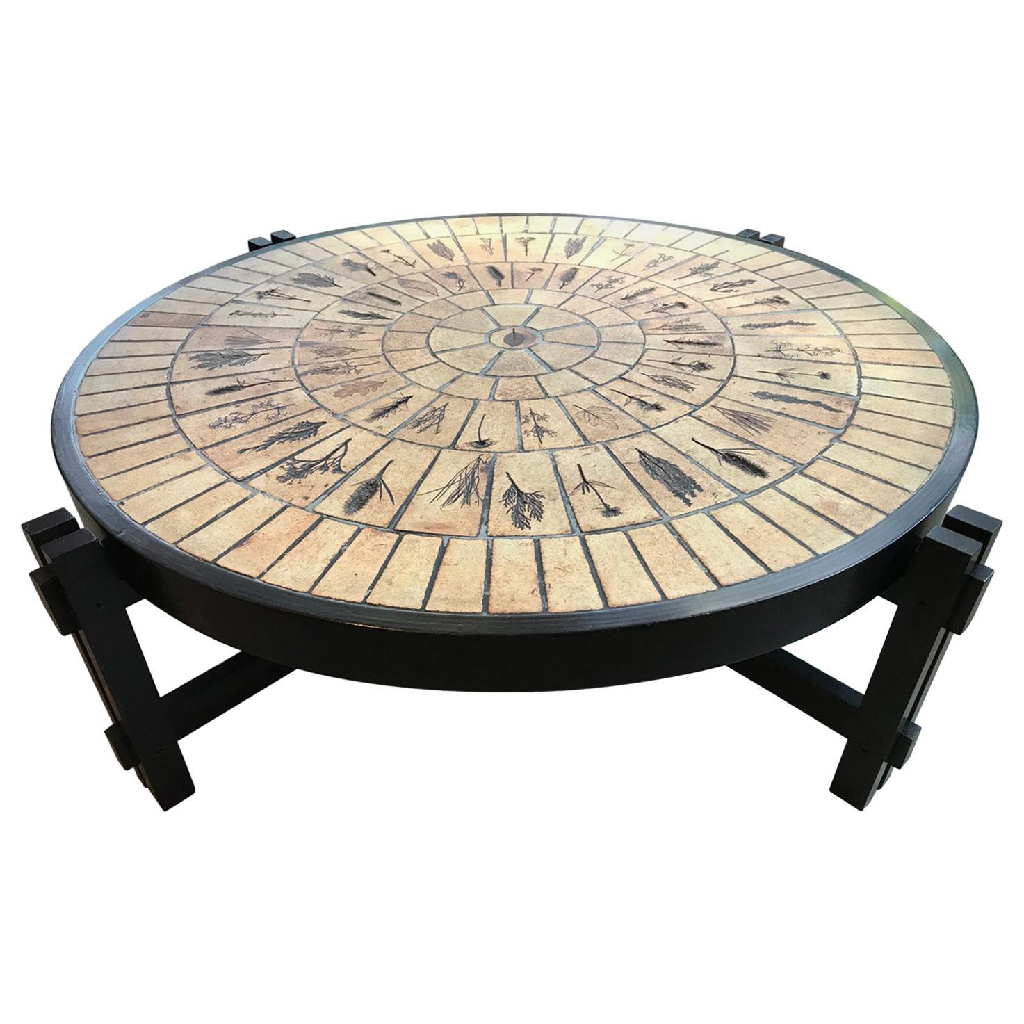 Roger Capron Center Tables