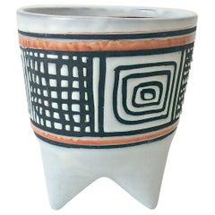 Roger Capron Molaire Vase, circa 1957, France
