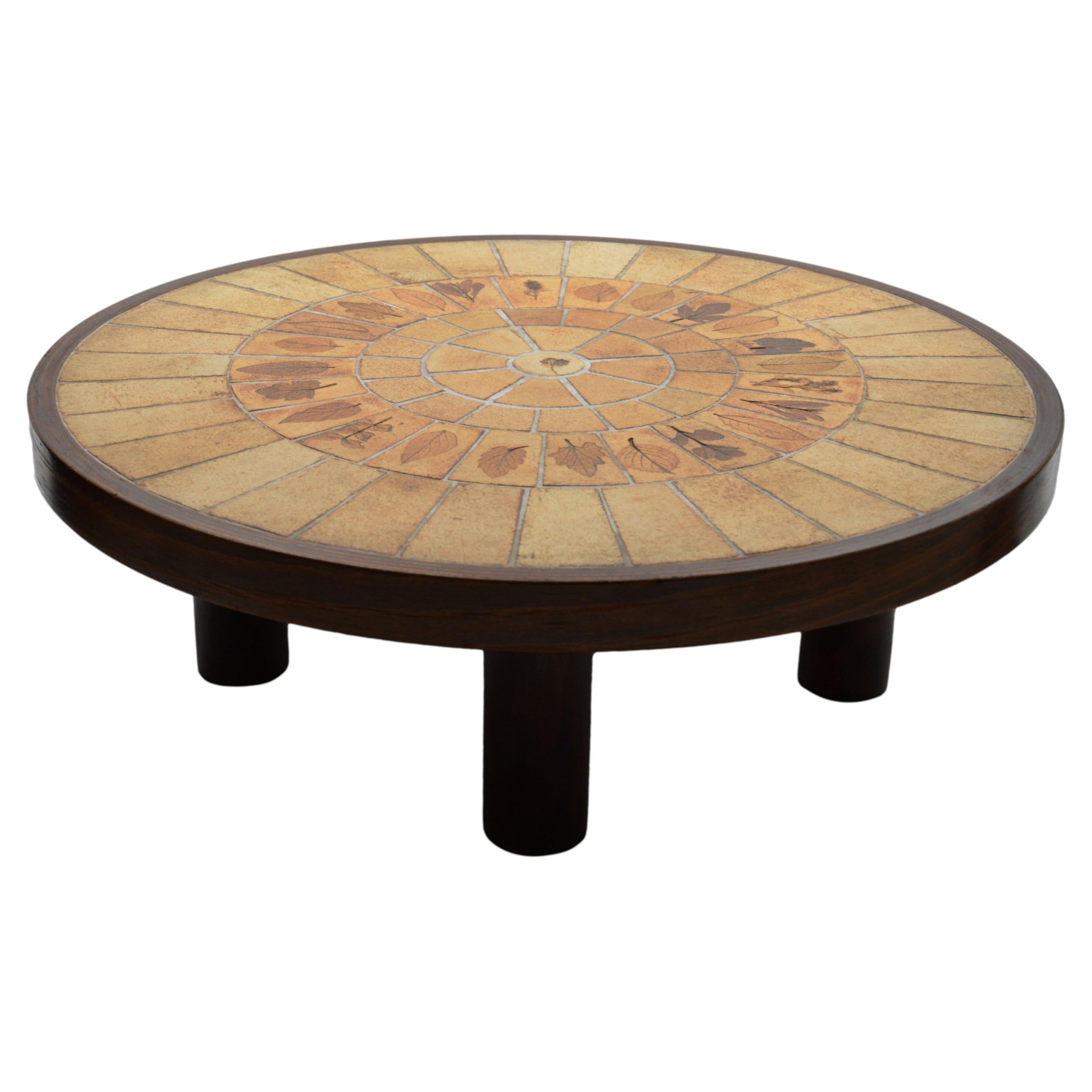 Roger Capron Small Table, 1960s