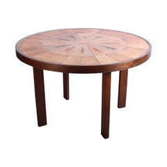 Roger Capron Tile Dining Table