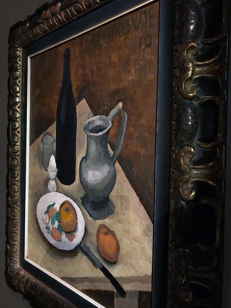 Nature morte à l'oeuf - Roger de la Fresnaye, still life, modern, french, fruit For Sale 1