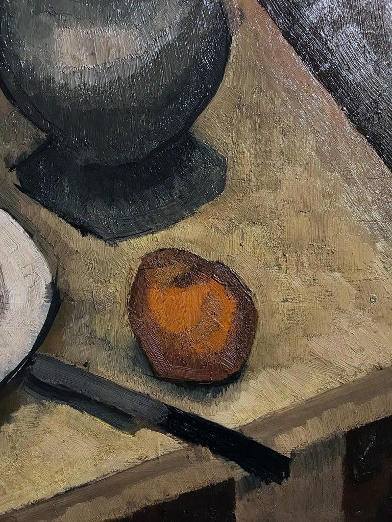 Nature morte à l'oeuf - Roger de la Fresnaye, still life, modern, french, fruit For Sale 2