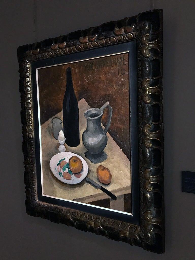 Nature morte à l'oeuf - Roger de la Fresnaye, still life, modern, french, fruit For Sale 3