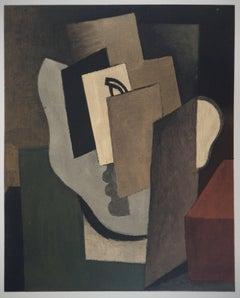 Cubist Composition - Lithograph, Mourlot