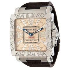 Roger Dubuis Aqua Mare GA41 14 9 12.53 Men's Watch in Stainless Steel
